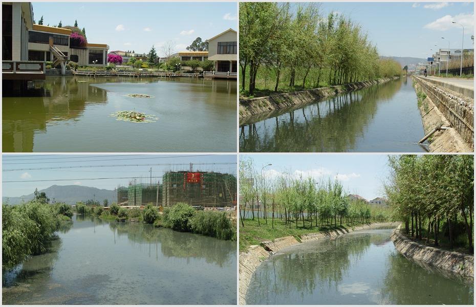 昆明污染河道治理及生态修复方案工程概况