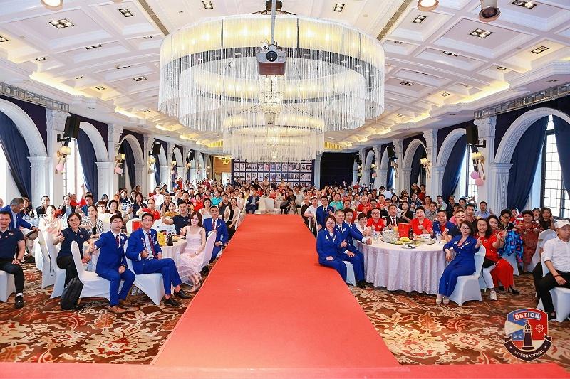 9、上海德申国际俱乐部三周年庆典