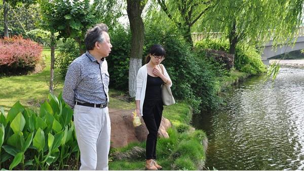 上海泓宝生态环境工程公司董事长邹国忠谈环保