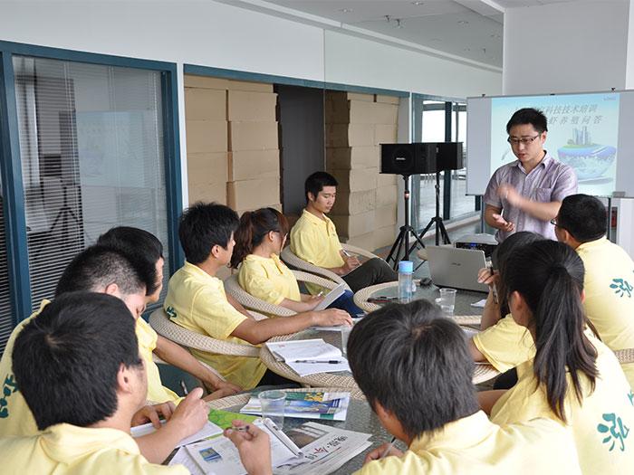 泓宝-湖北生物科技职业学院技术培训