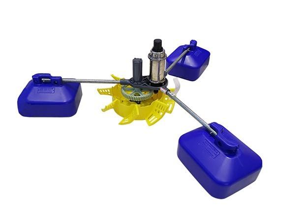 高效水冷叶轮增氧机